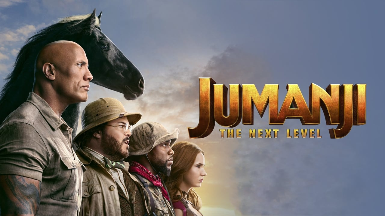 Jumanji: The Next Level 2