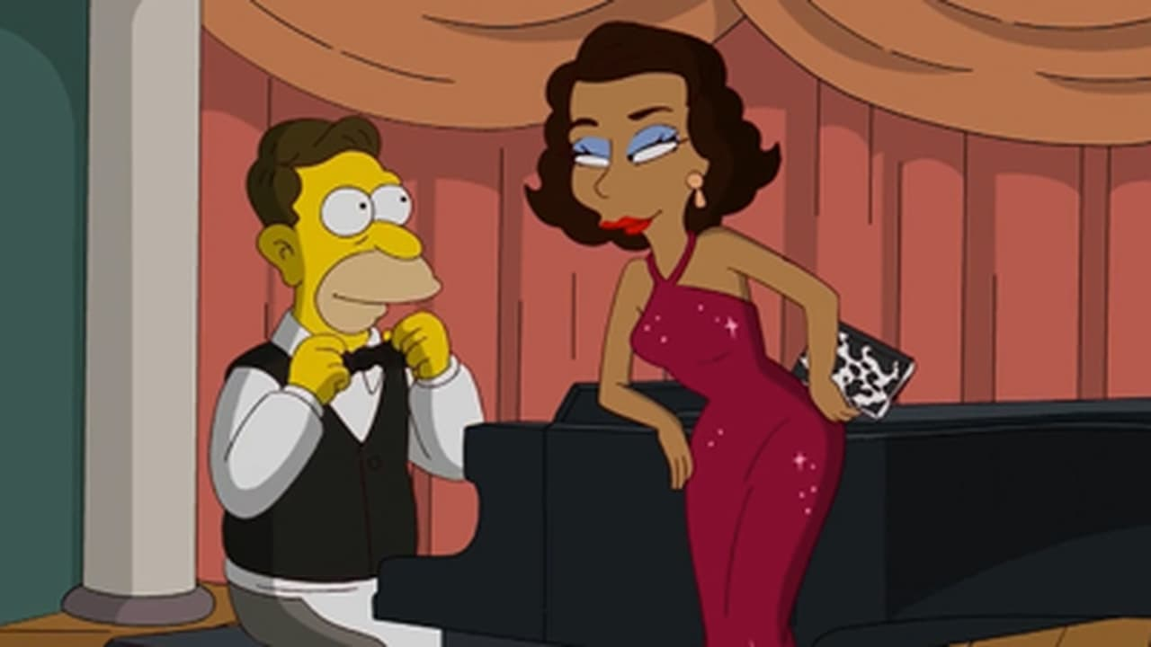 The Simpsons - Season 24 Episode 4 : Gone Abie Gone