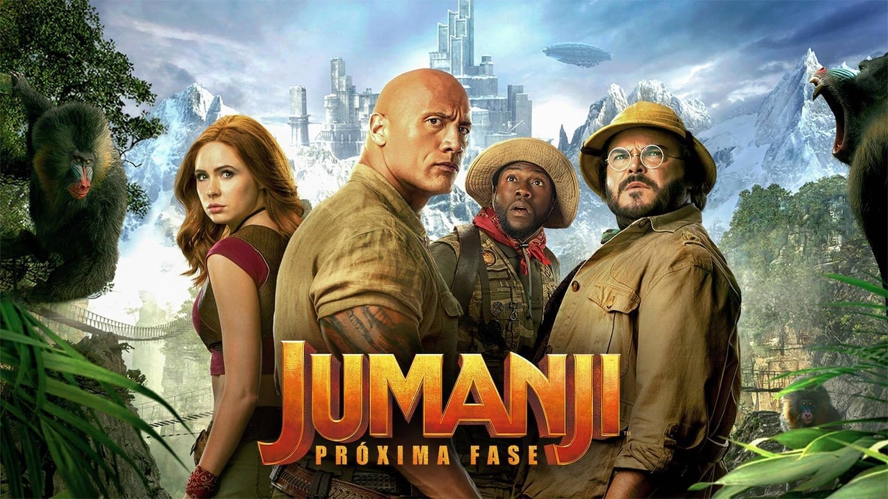 Jumanji: The Next Level 5