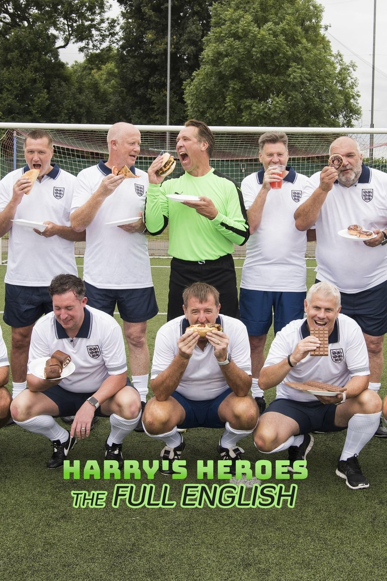 Harry's Heroes: The Full English