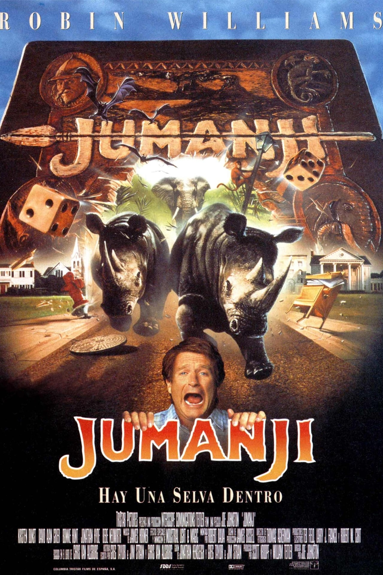 Jumanji Online