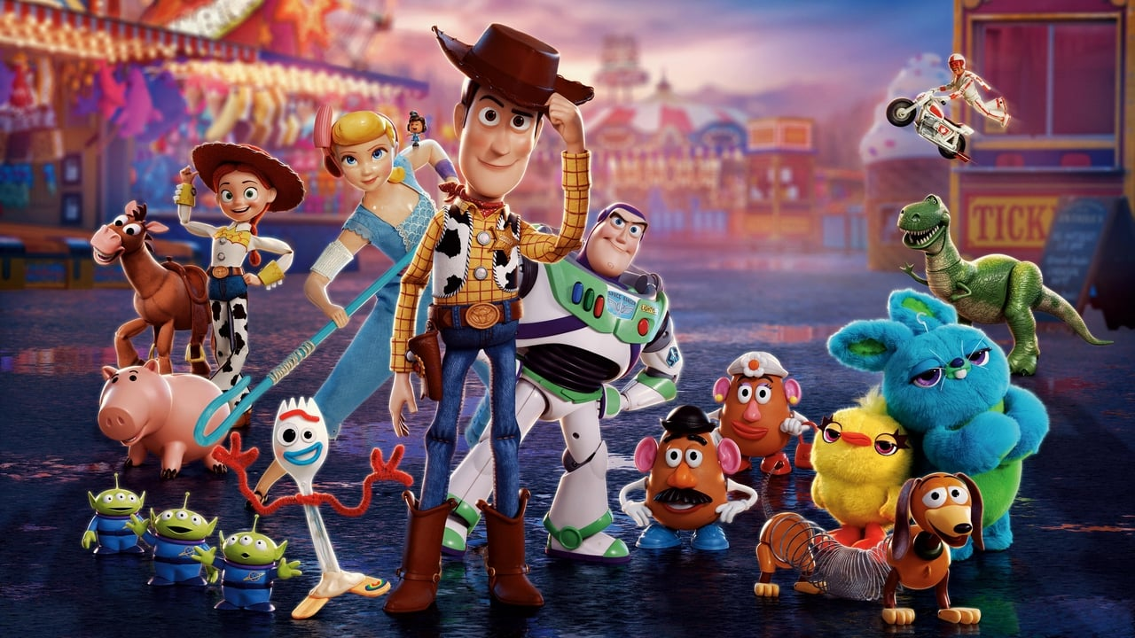 Wallpaper Filme Toy Story 4