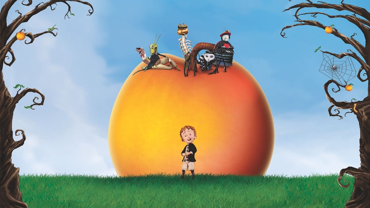 James and the Giant Peach 4