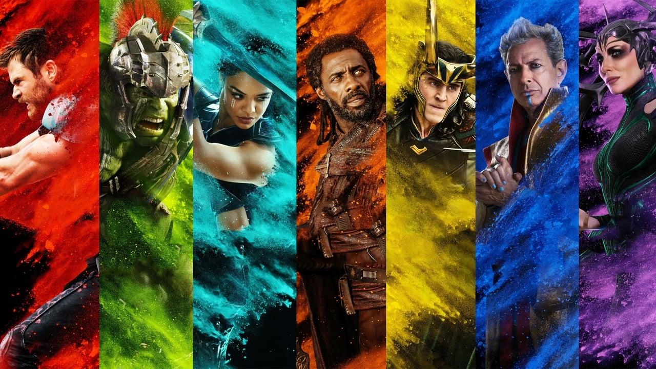 cover-Thor: Ragnarok