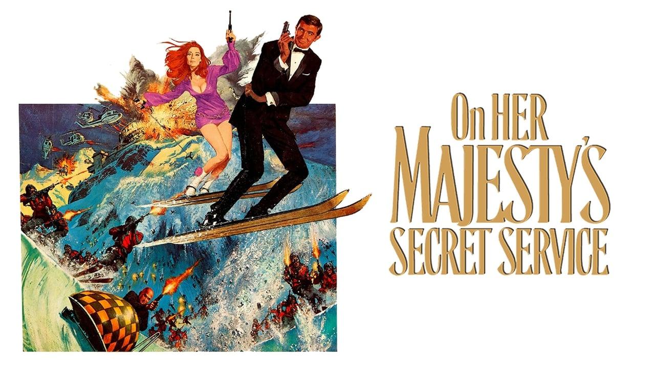 On Her Majesty's Secret Service 3
