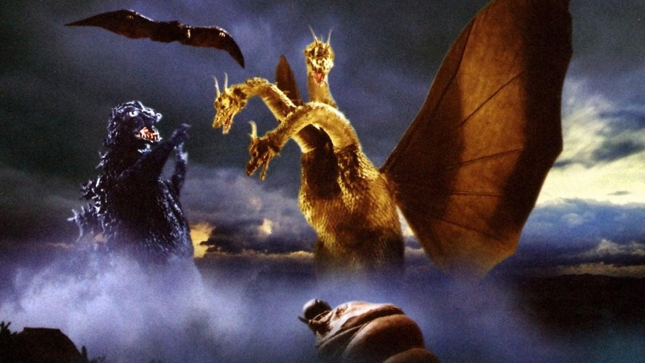 Ghidorah, the Three-Headed Monster 1