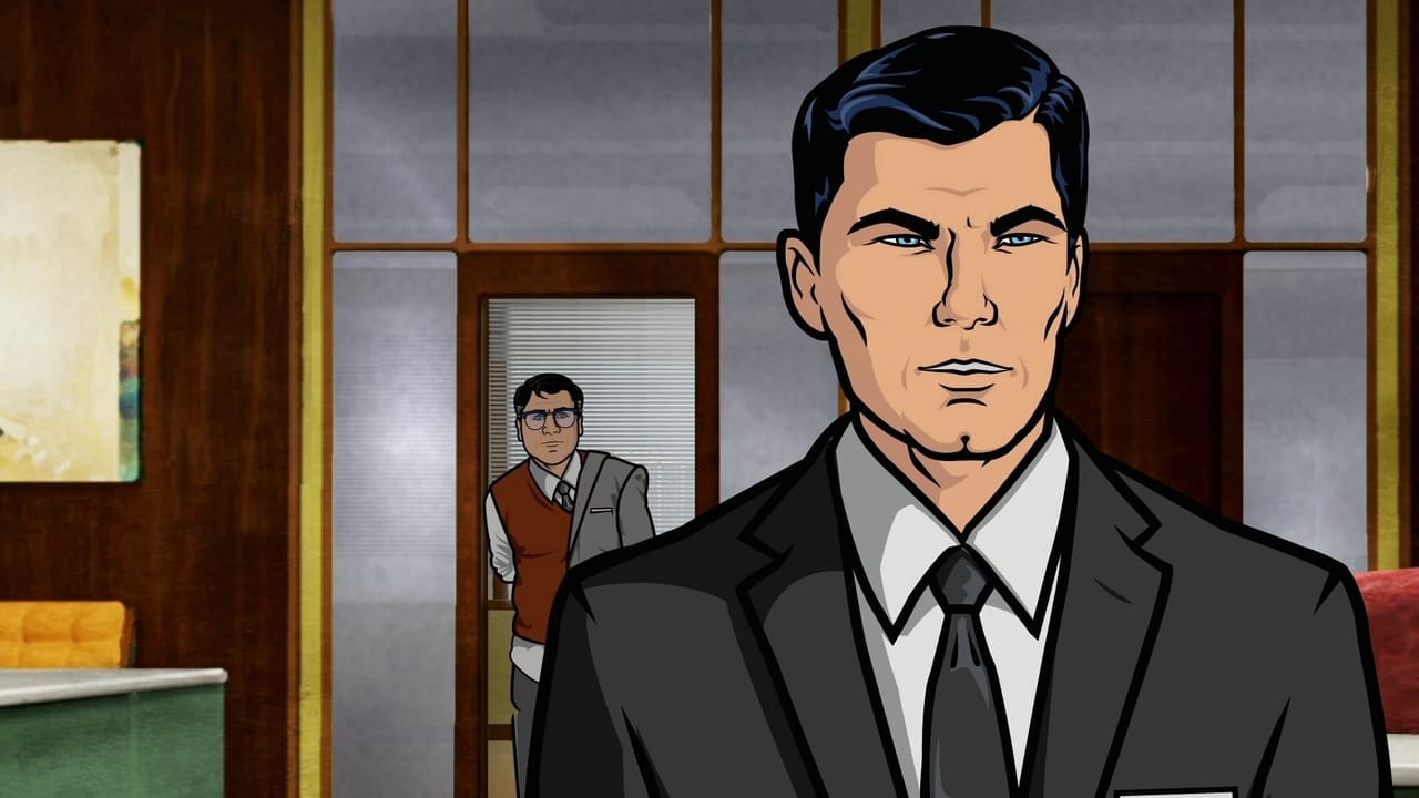 Archer - Season 1 Episode 1 : Mole Hunt (2020)
