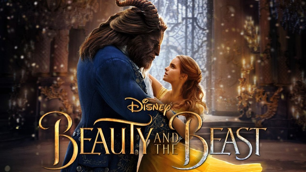 Beauty and the Beast backdrop