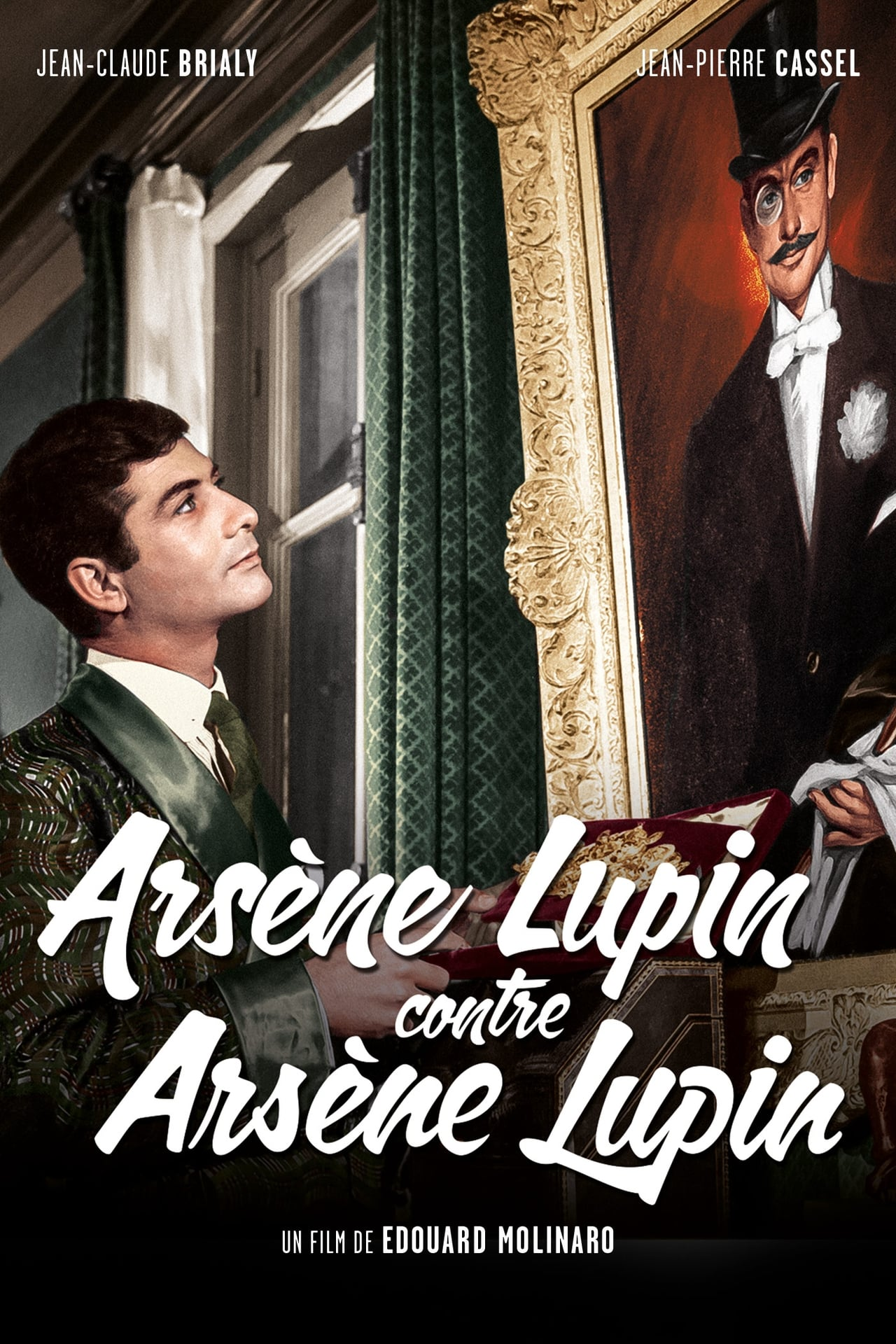 Arsène Lupin contre Arsène Lupin