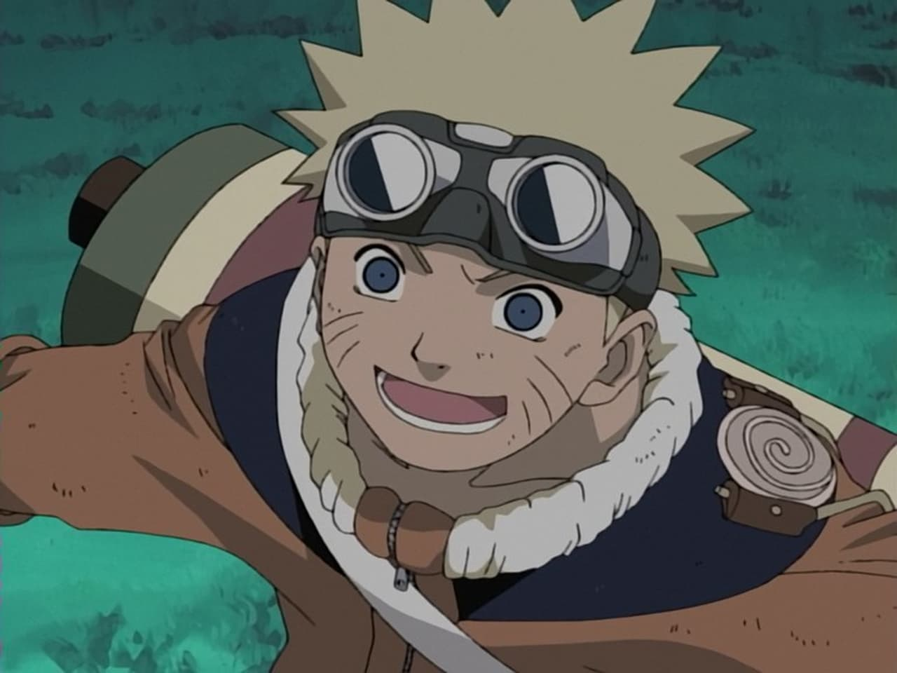 Naruto - Season 1 Episode 1 : Enter: Naruto Uzumaki! (2007)