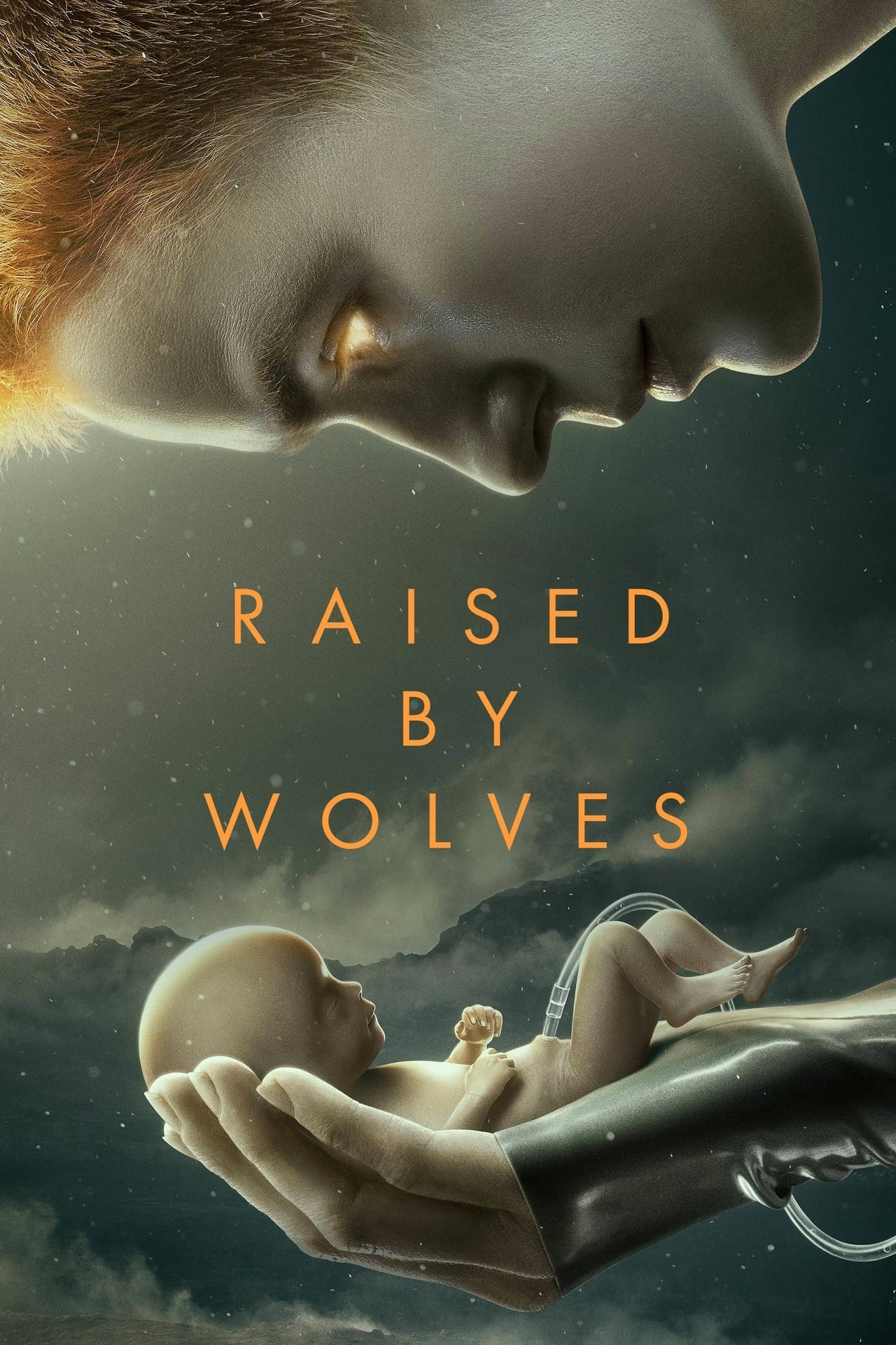 Download Raised by Wolves 2020 (Season 1) {English With Subtitles} 720p HEVC WeB-HD [250MB]