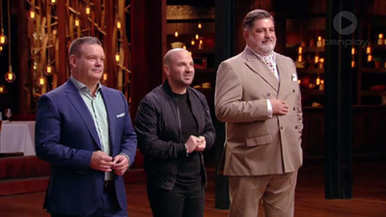 MasterChef Australia - Season 10 Episode 40 : The Everything Mystery Box & Dish for a King