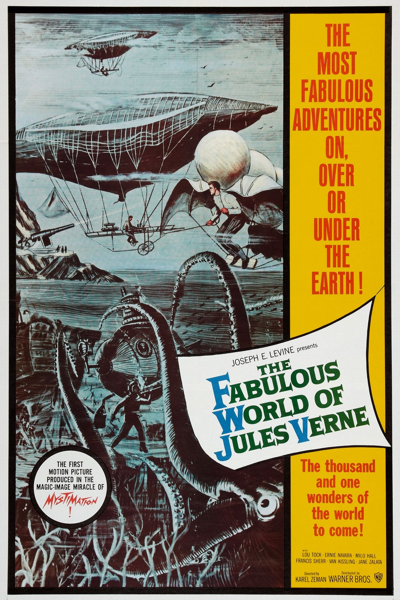 The Fabulous World Of Jules Verne (1958)