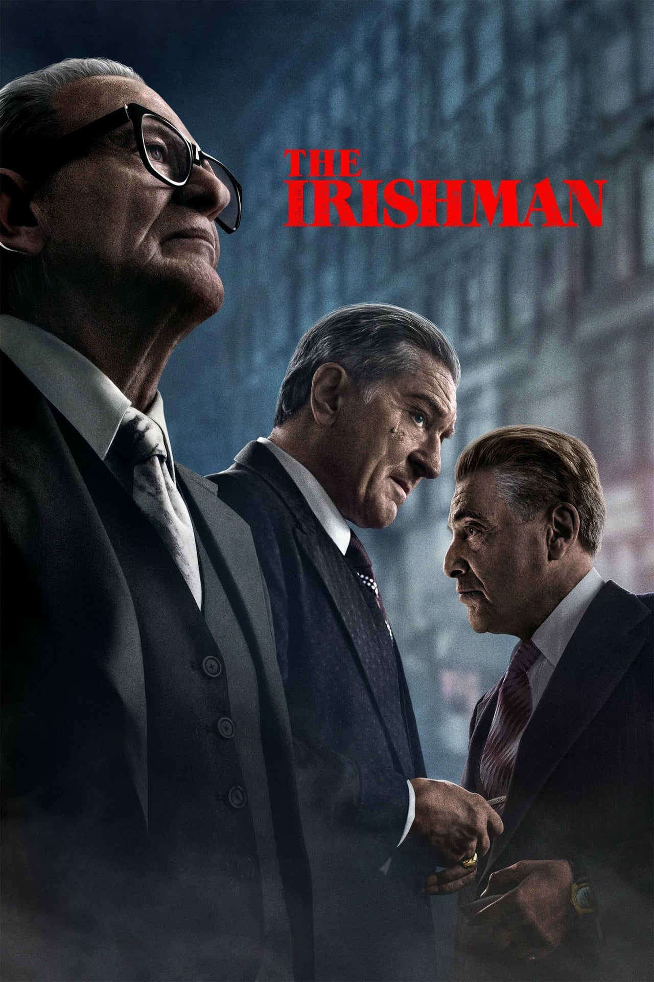 Download The Irishman (2019) Dual Audio {Hindi-English} 720p [1.8GB]
