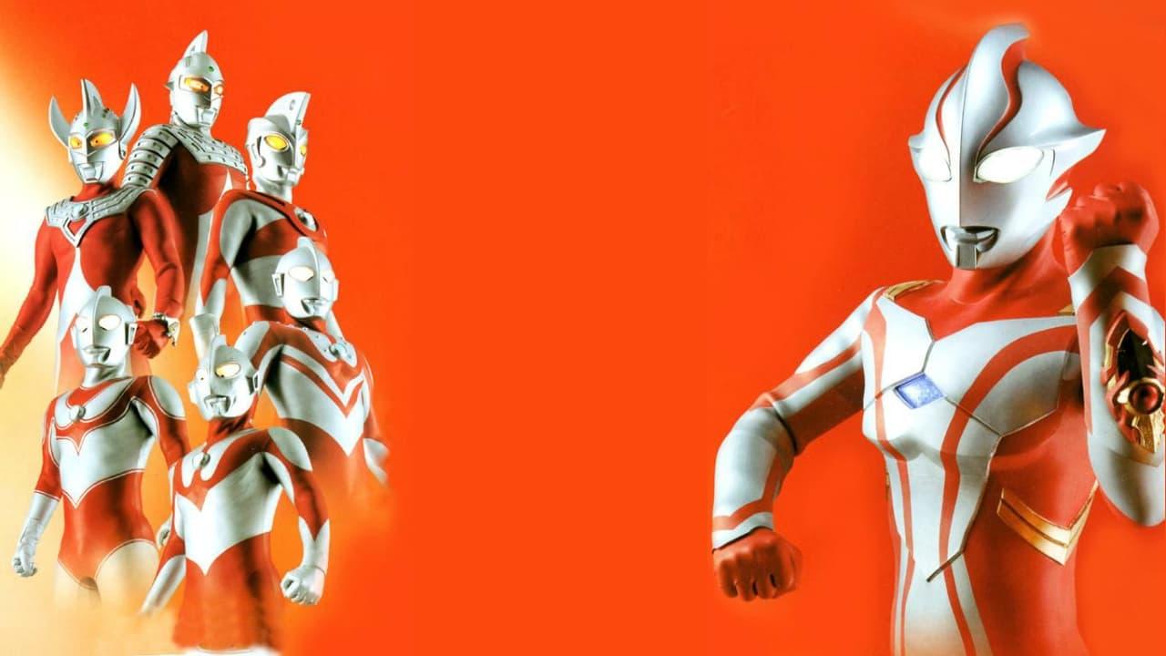 Ultraman Mebius & Ultra Brothers