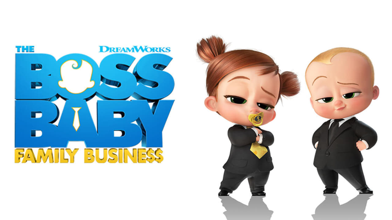 The Boss Baby: Family Business 4