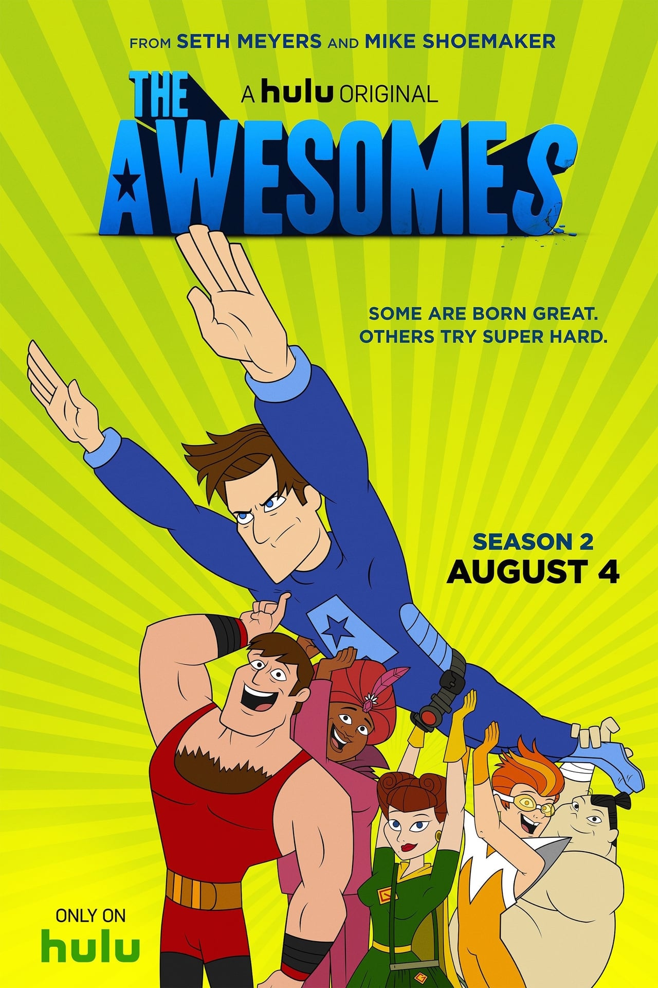 The Awesomes (2014)