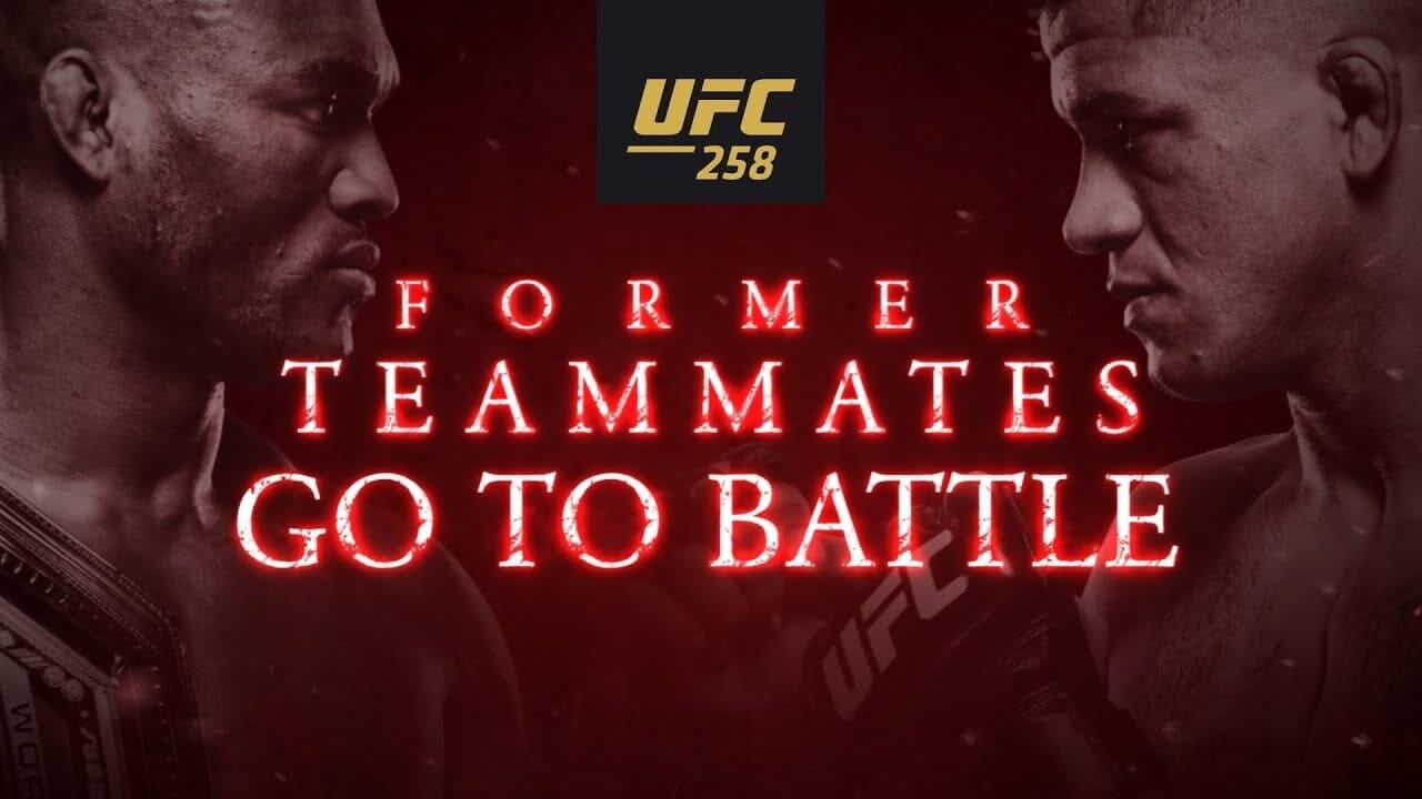 UFC 258: Usman vs. Burns 1