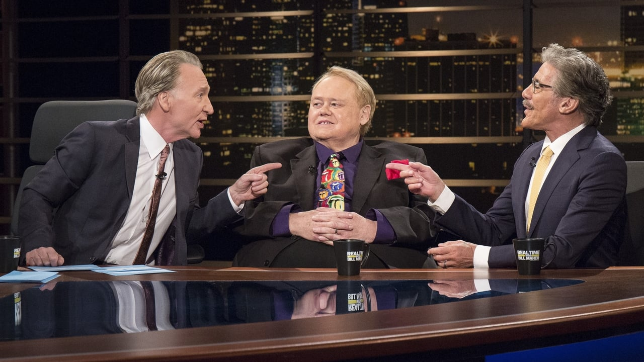 Real Time with Bill Maher - Season 16 Episode 10 : Episode 455