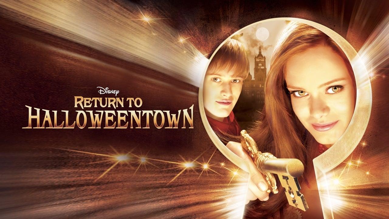 Return to Halloweentown 5