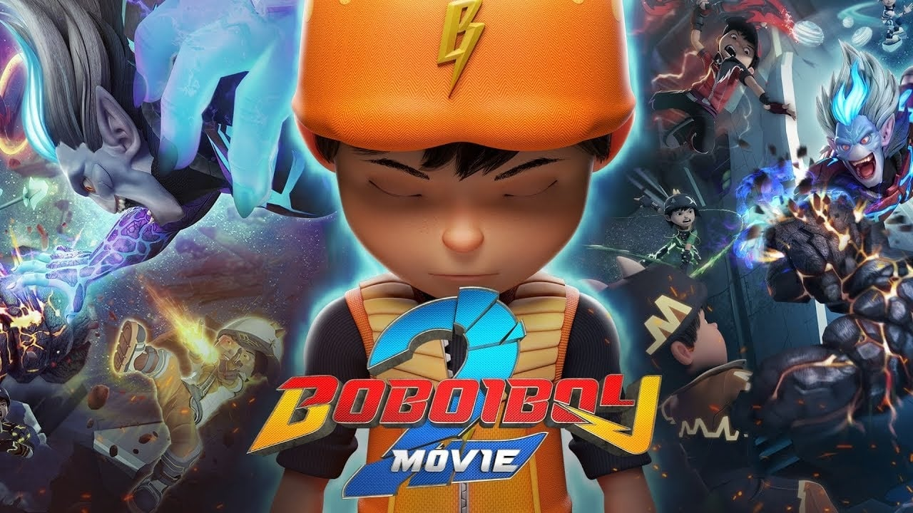 BoBoiBoy Movie 2 (2019) Subtitle Melayu