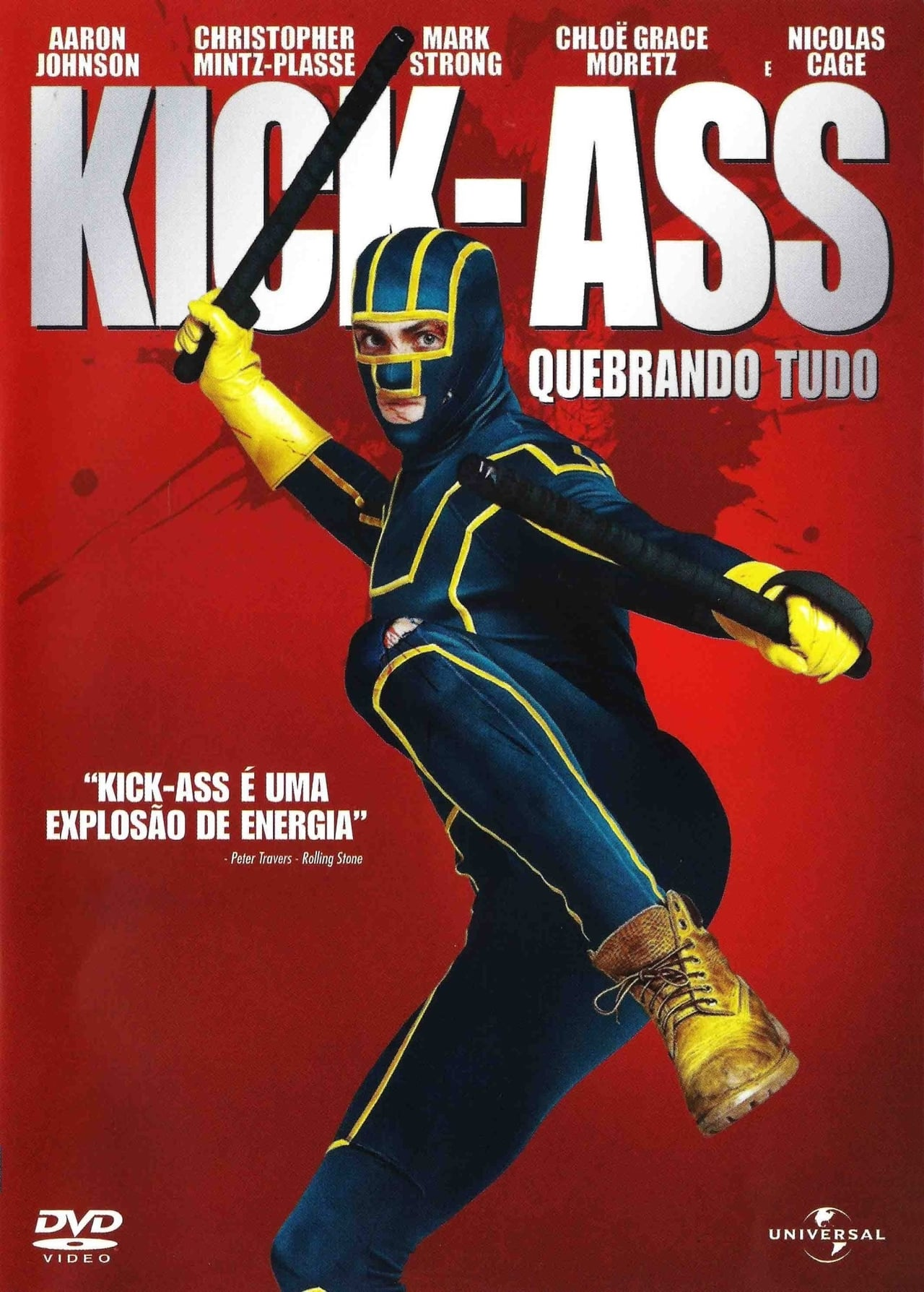 Movie trailer for kick ass — photo 12