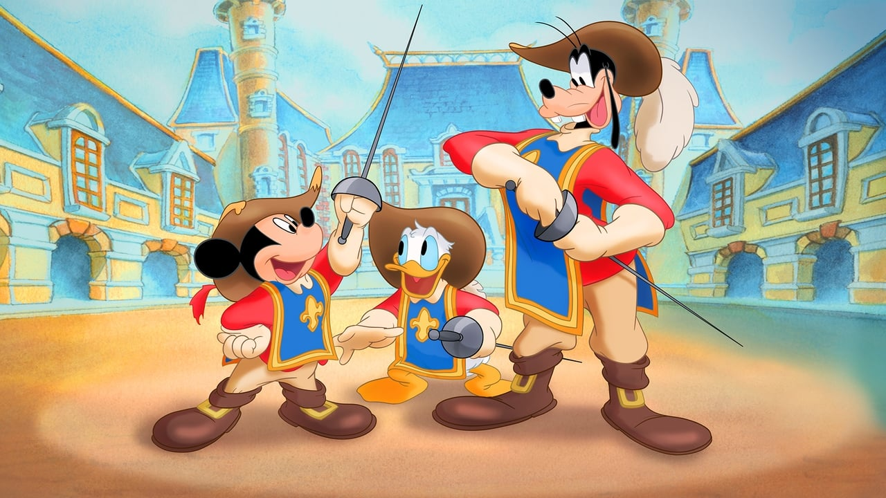 Mickey, Donald, Goofy: The Three Musketeers 2