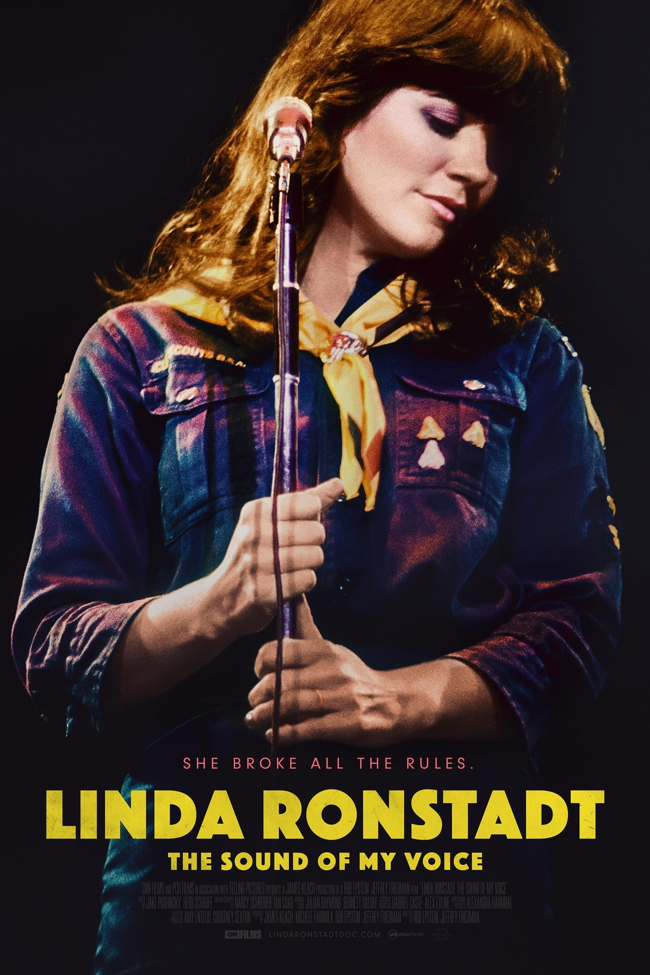 Linda Ronstadt: The Sound of My Voice poster