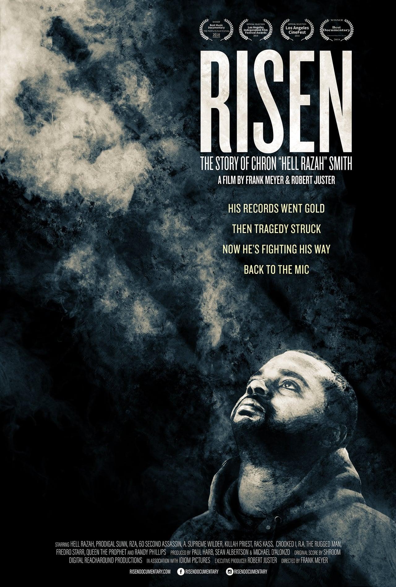 Risen: The Story of Chron