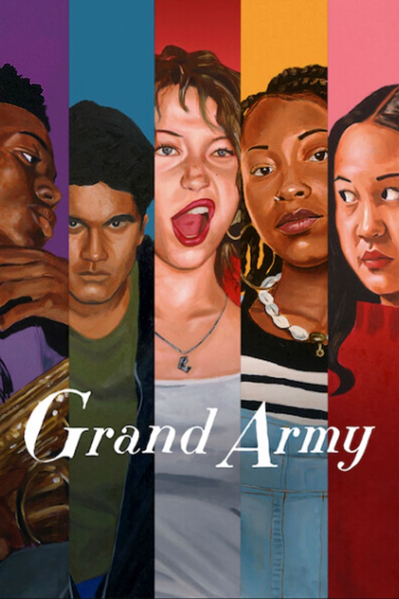 Download NetFlix Grand Army 2020 (Season 1) Dual Audio {Hindi-English} 720p WeB-DL HD [350MB]