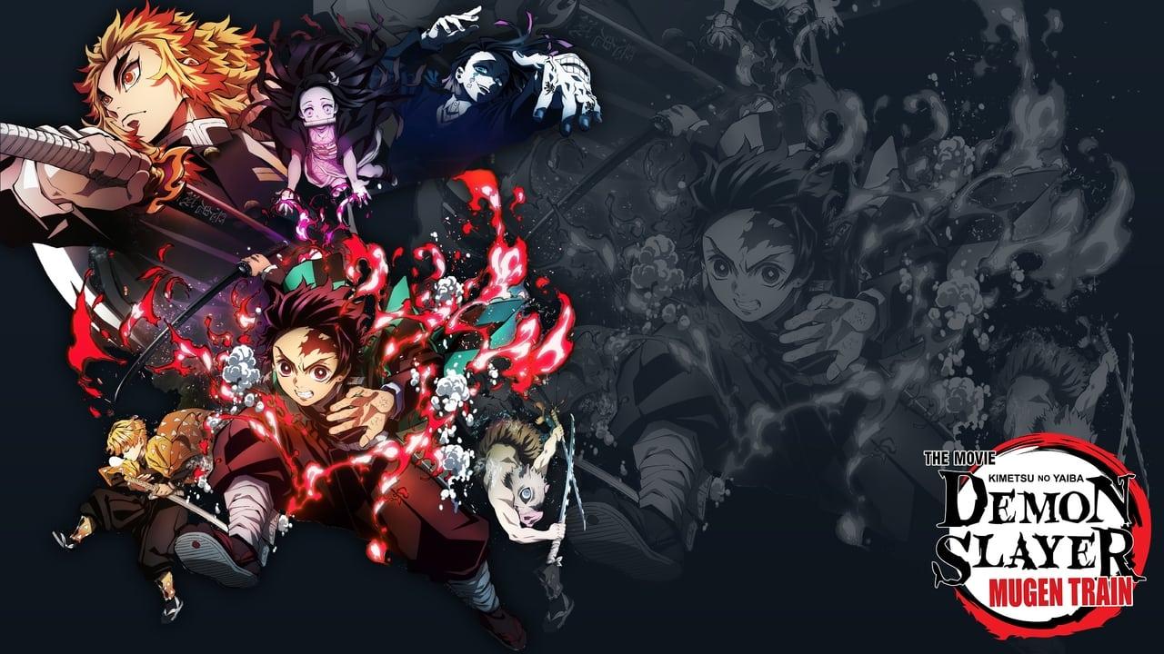 Demon Slayer -Kimetsu no Yaiba- The Movie: Mugen Train 4