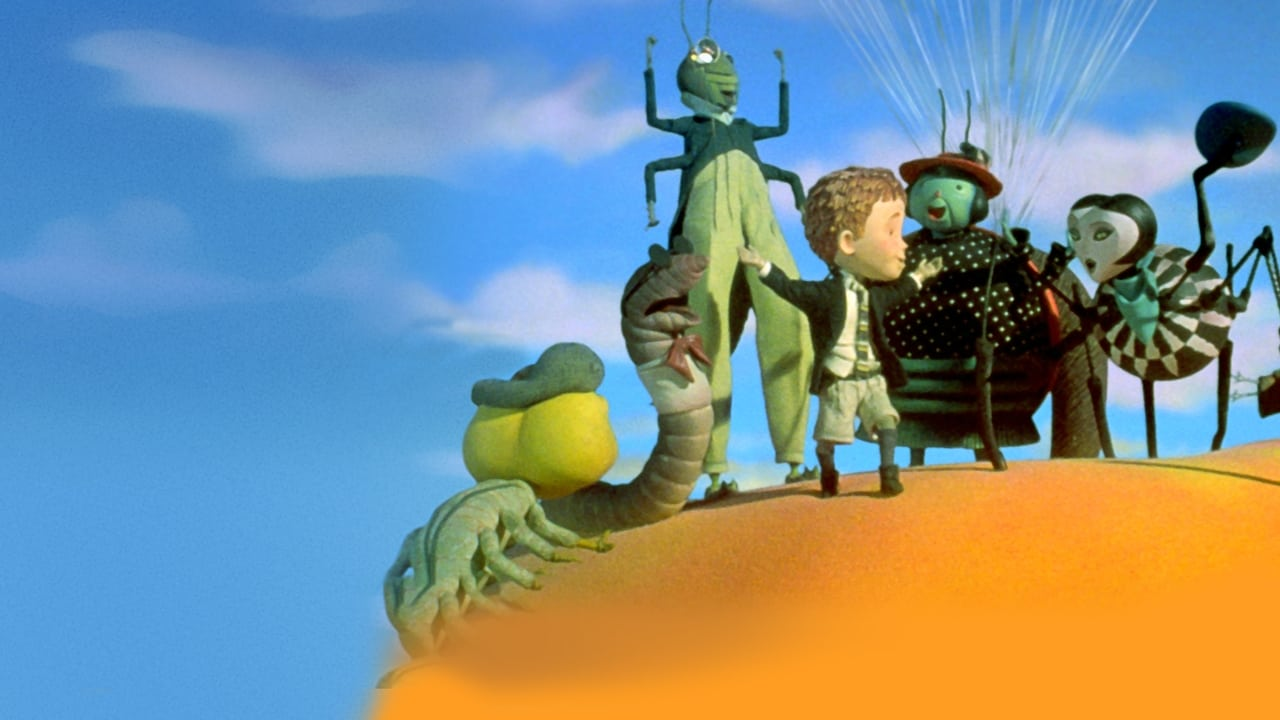 James and the Giant Peach 3