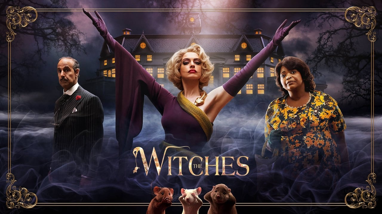 Roald Dahl's The Witches 3