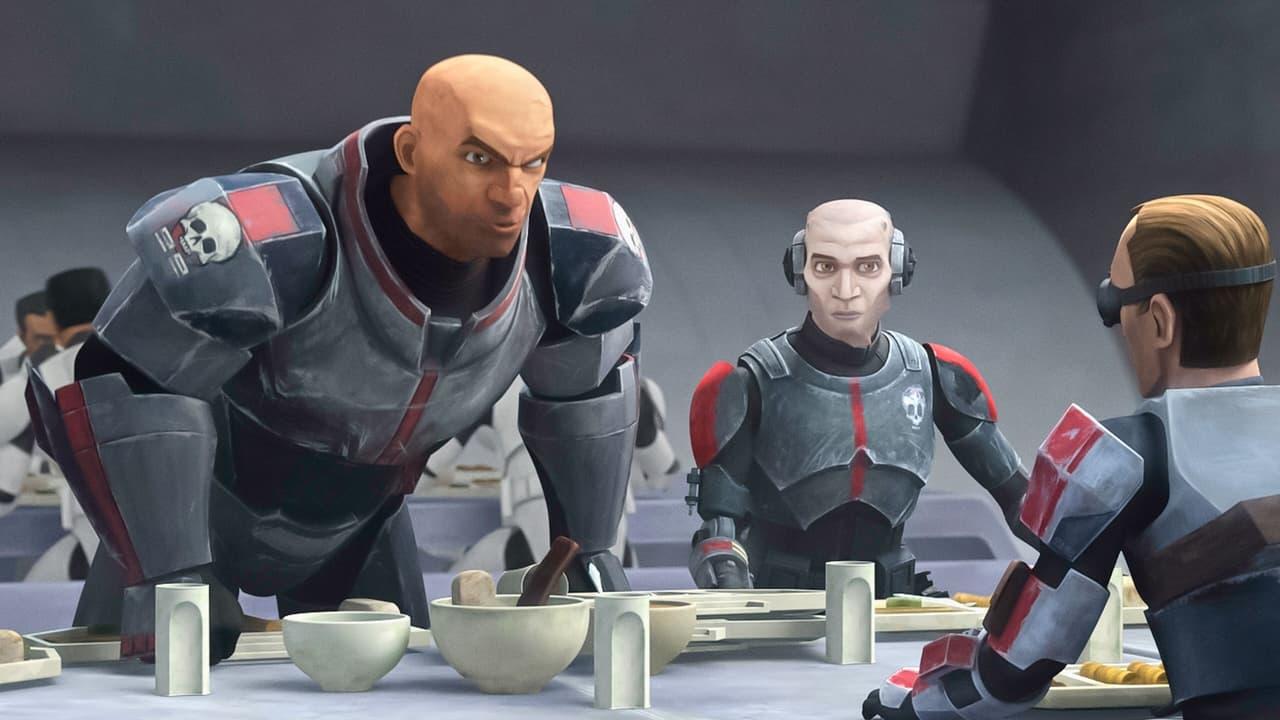 Image Star Wars: The Bad Batch /  ვარსკვლავური ომები: ცუდი პარტია