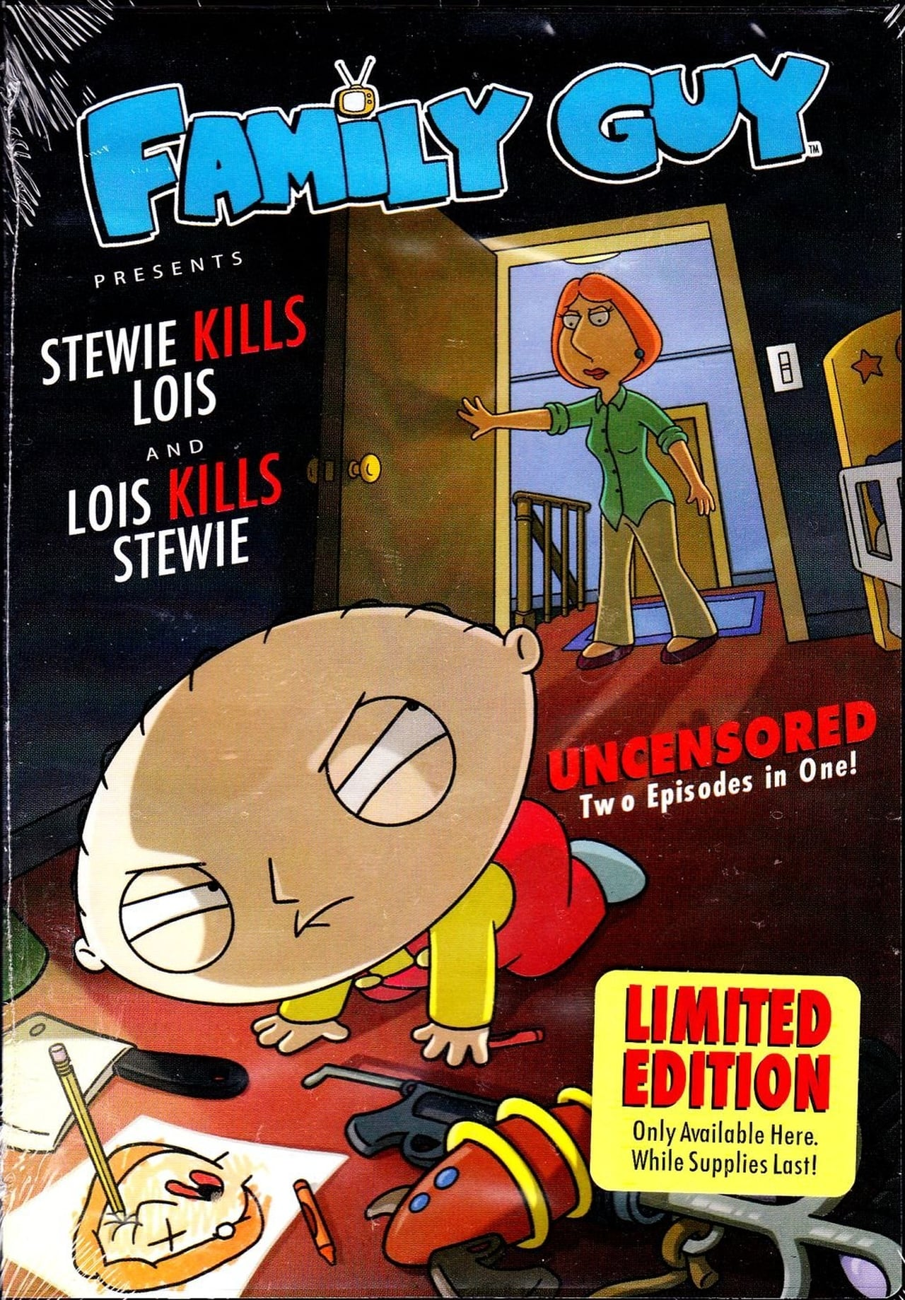 Family Guy Presents: Stewie Kills Lois and Lois Kills Stewie (2007)
