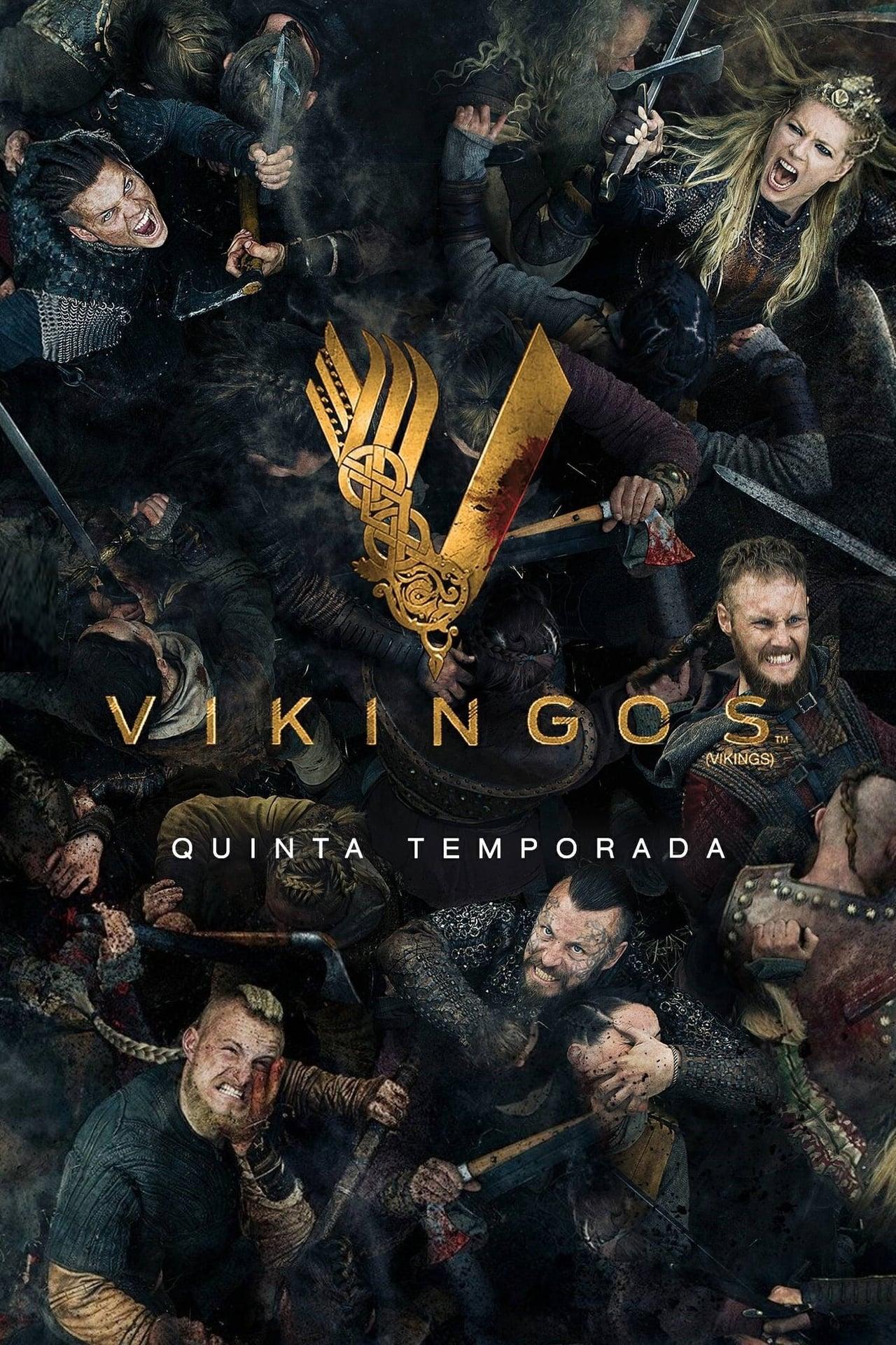 Vikingos - Season 5 Episode 18 : Balder