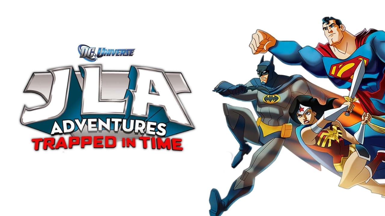 JLA Adventures: Trapped in Time 1