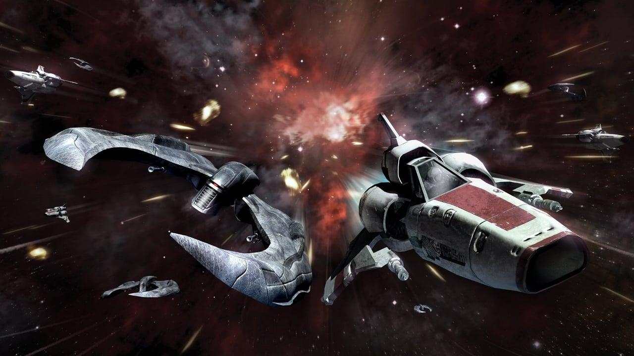 cover-Battlestar Galactica: Blood & Chrome