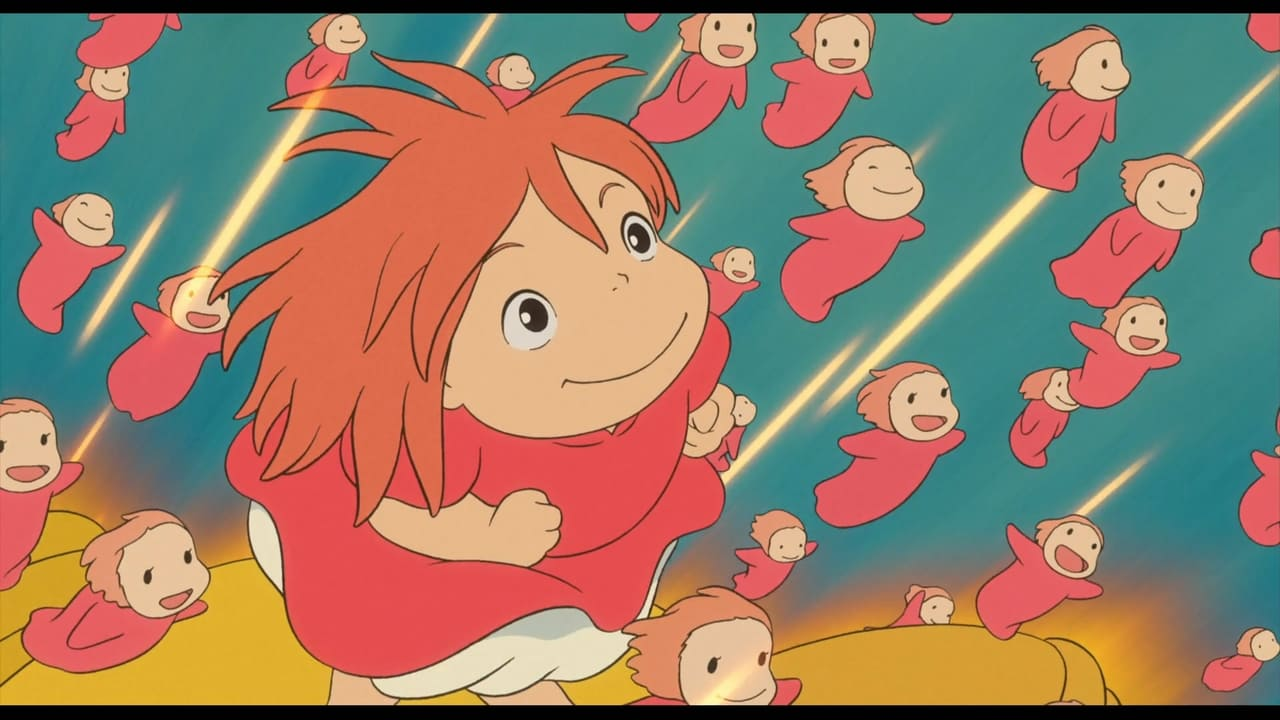 Ponyo Movie Review and Ratings by Kids