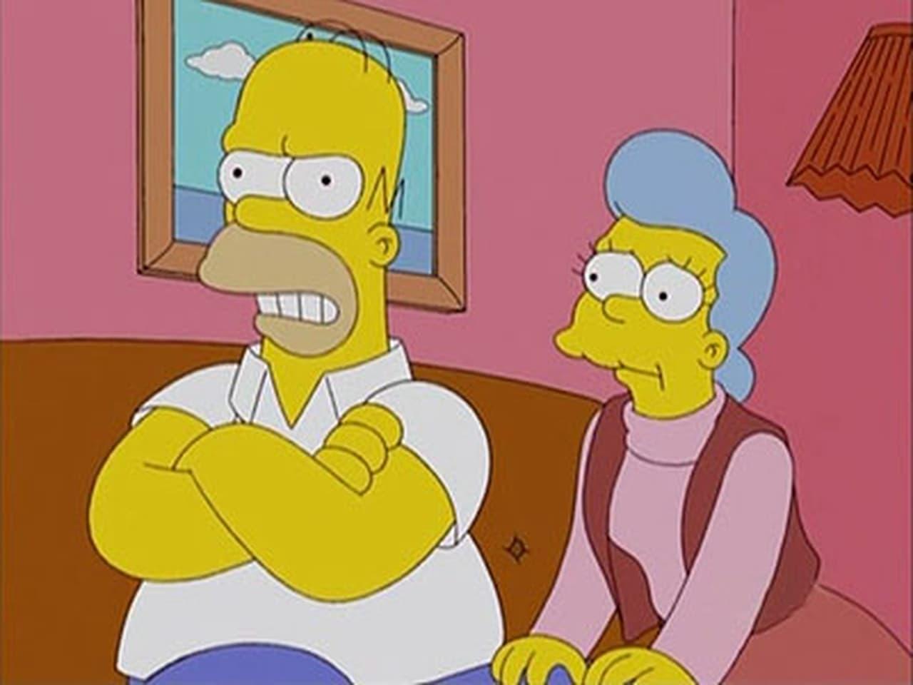 The Simpsons - Season 19 Episode 19 : Mona Leaves-a