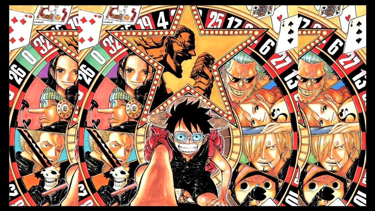 One Piece Film: GOLD 4