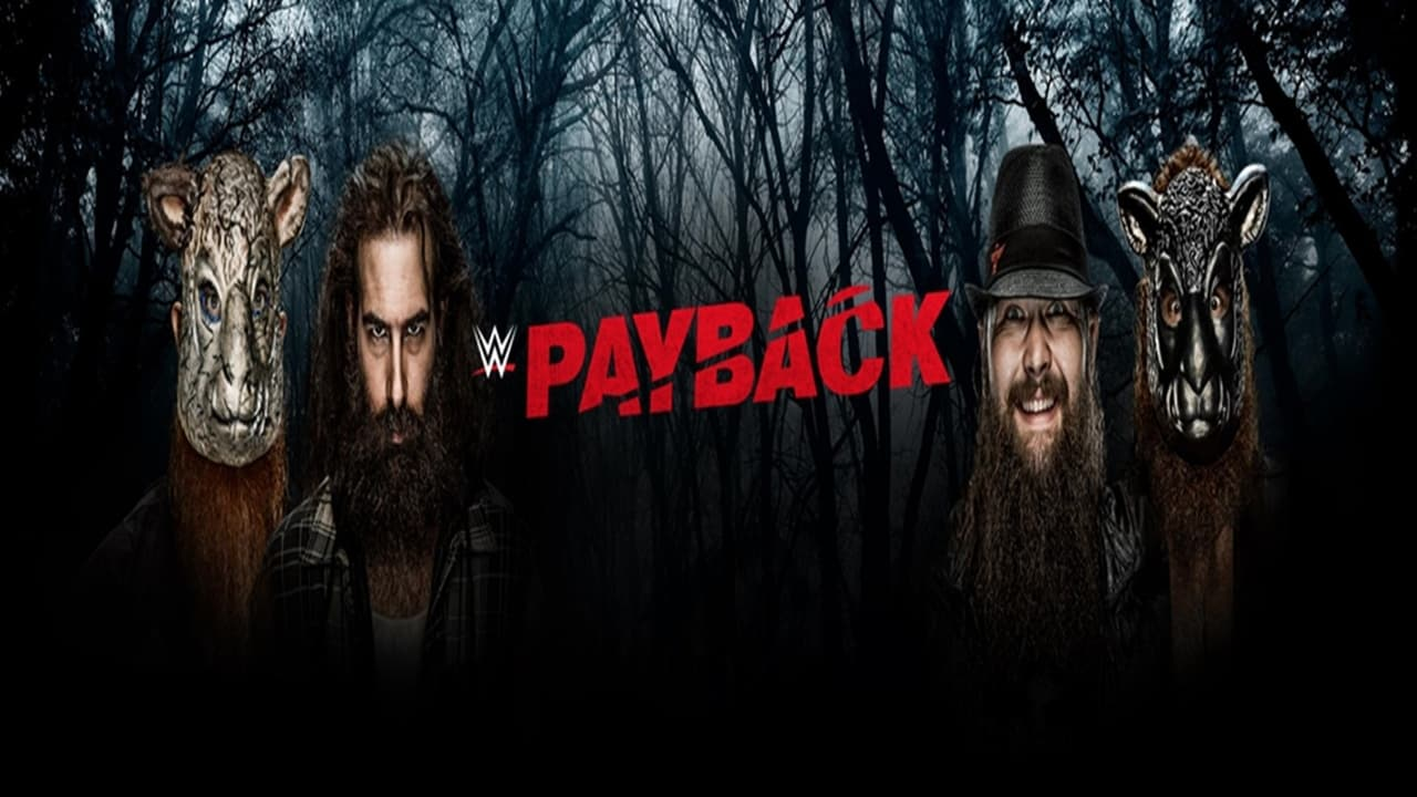 WWE Payback (2016) HD 720P LATINO