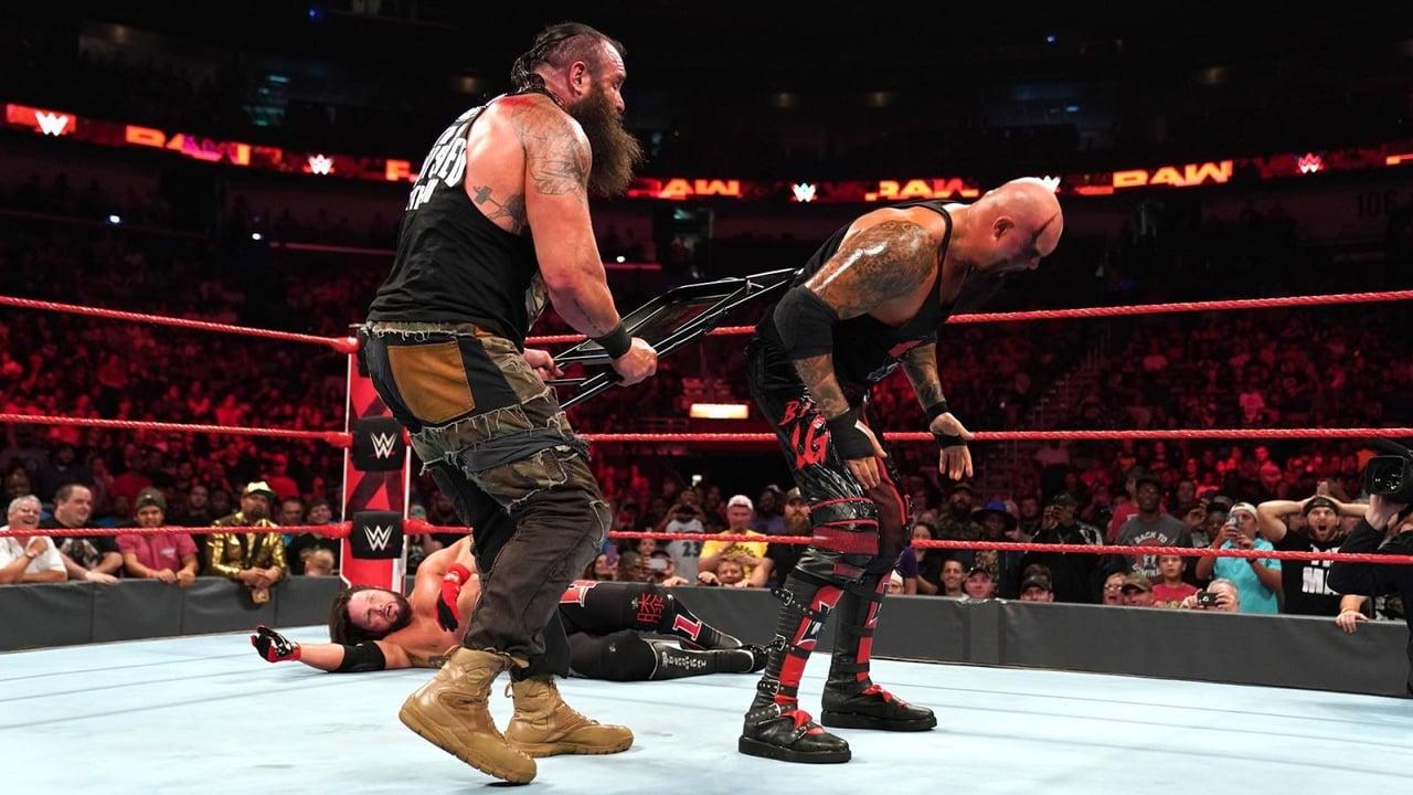 WWE Raw - Season 27 Episode 34 : August 26, 2019 (New Orleans, LA)