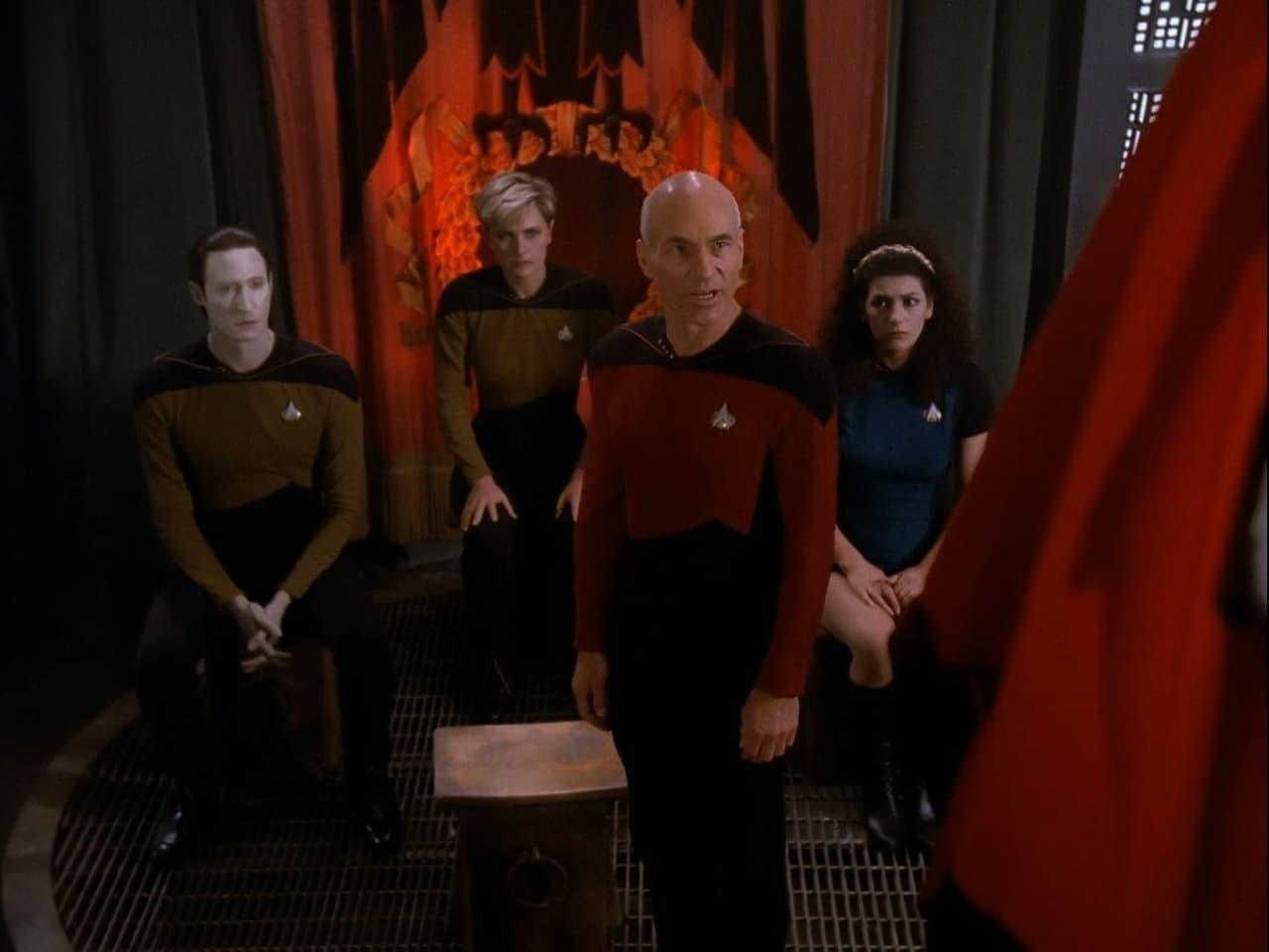 Watch Star Trek: The Next Generation Season 1 Episode 2