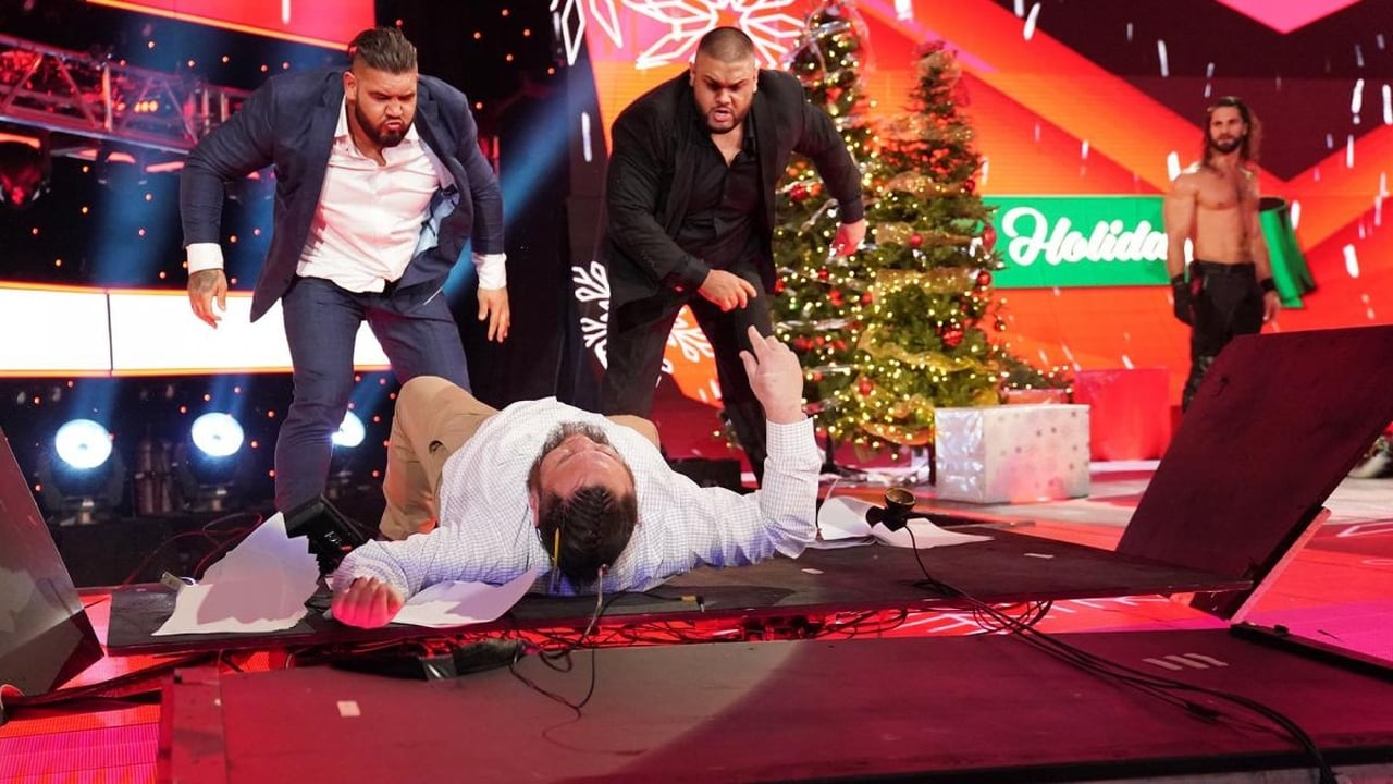 WWE Raw - Season 27 Episode 51 : December 23, 2019 (Des Moines, IA)