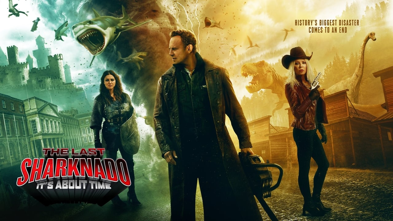 The Last Sharknado: It's About Time 5