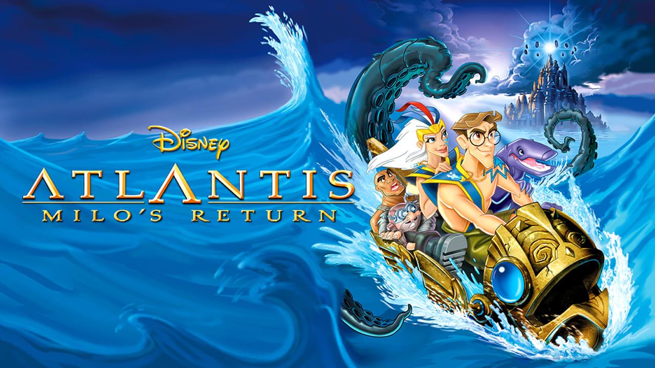 Atlantis: Milo's Return 1
