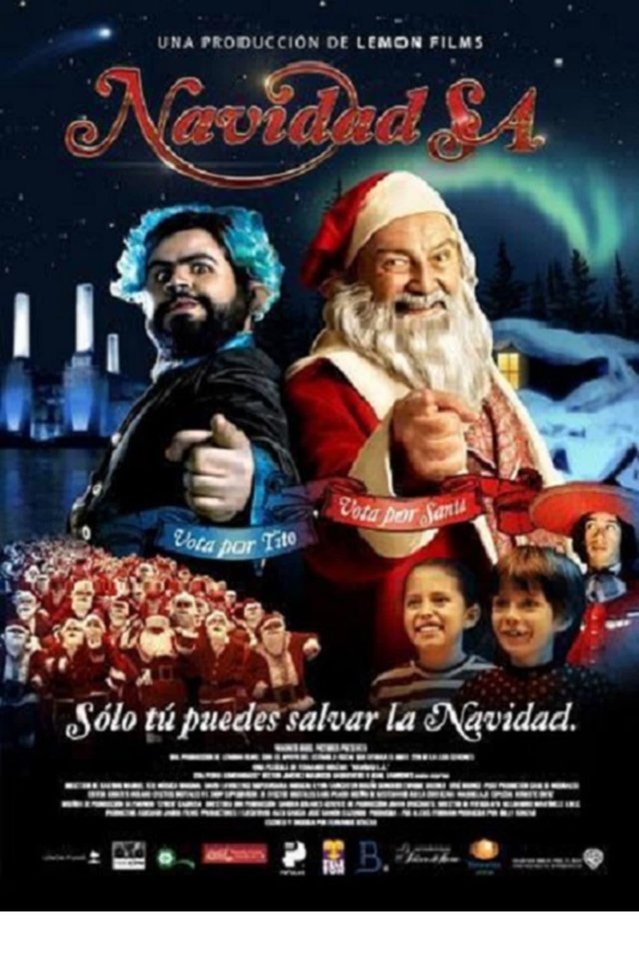 Christmas, Inc. (2008)
