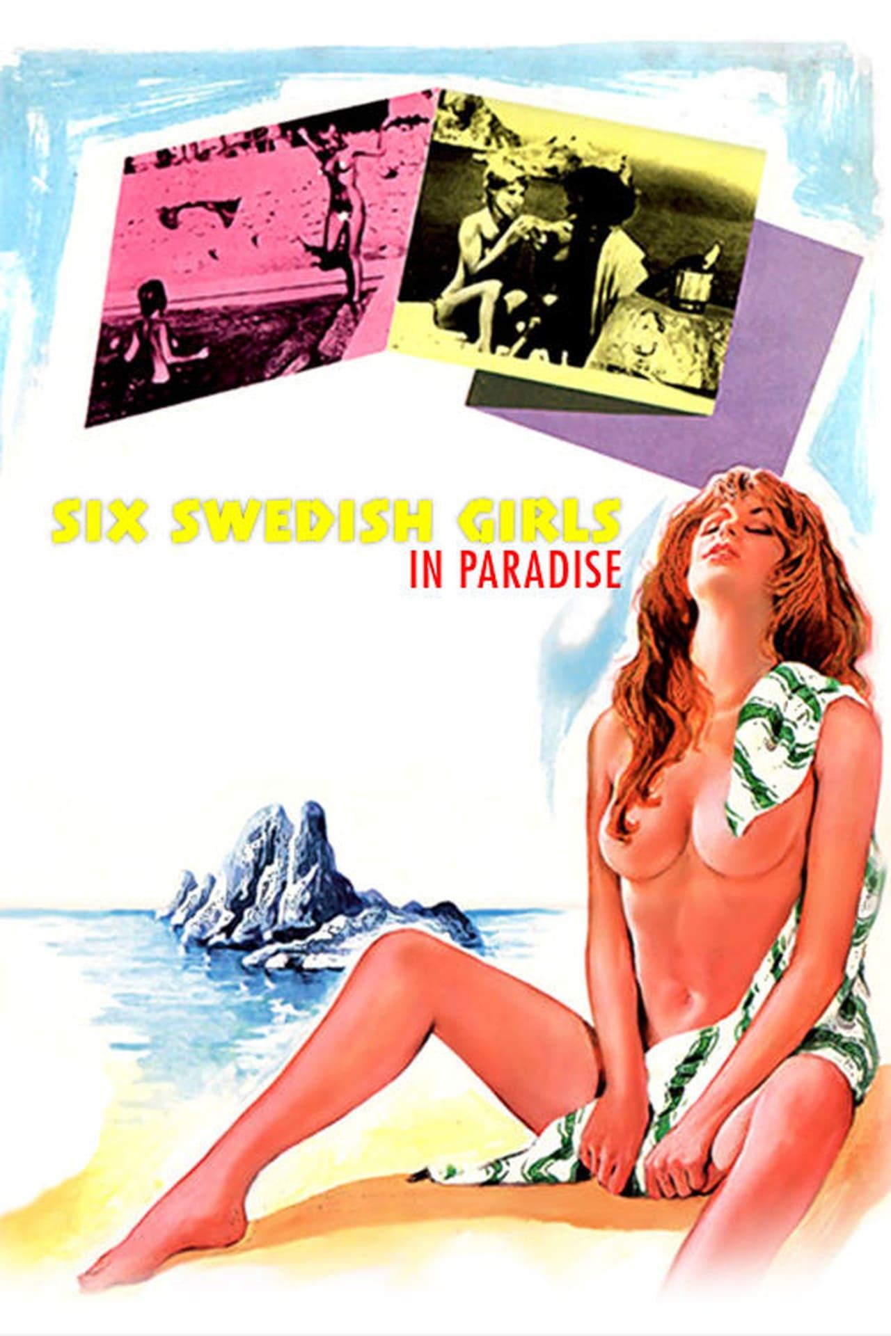 Six Swedish Girls on Ibiza