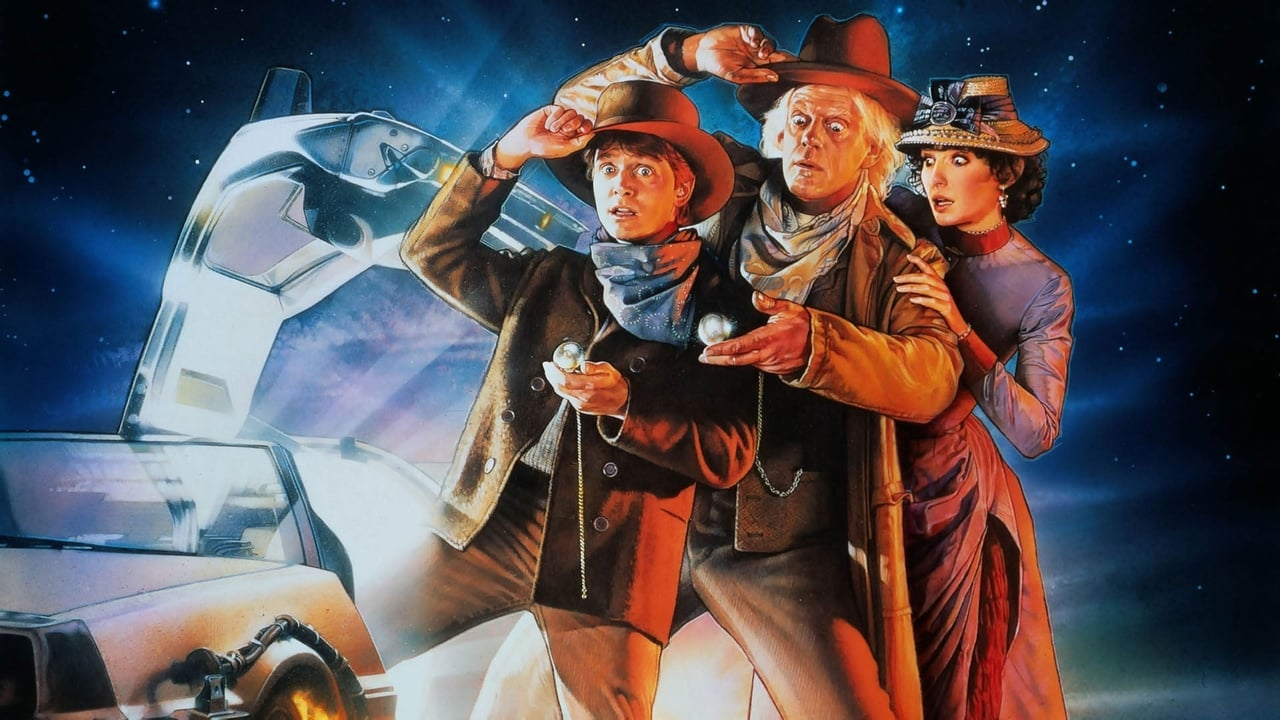 Back to the Future Part III 4